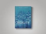 Reality book cover design