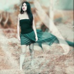 Digital dreamlike surrealist photography created using Adobe Photoshop CS6